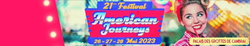 20e Festival American Journeys